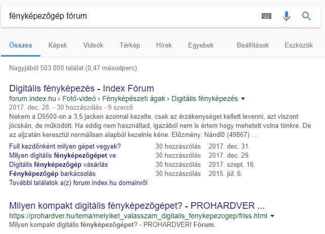 google fórum
