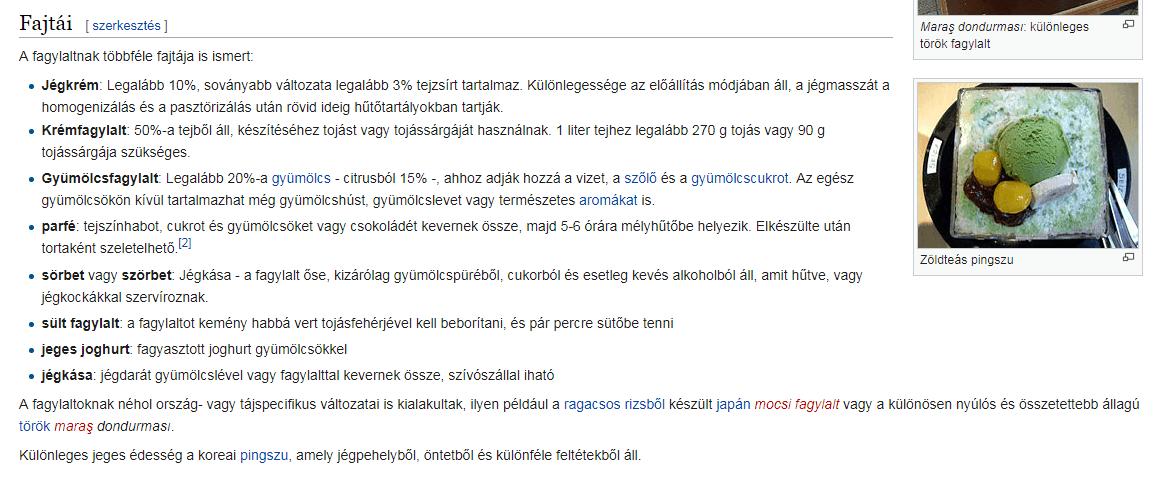 wikipédia találat