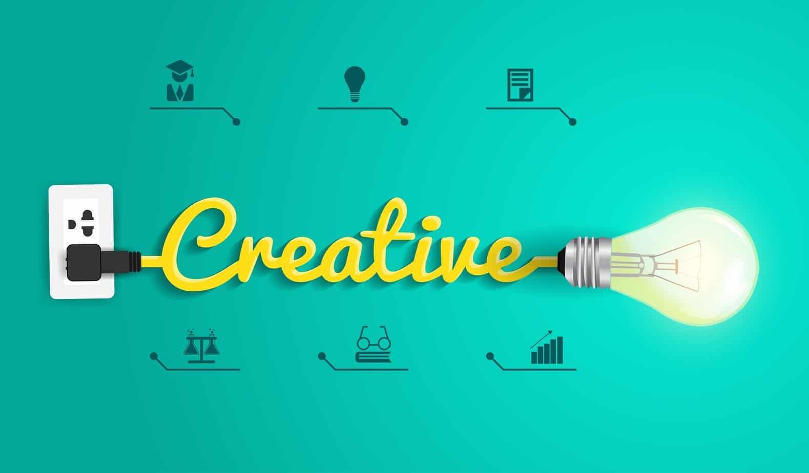 kreatív ötlet