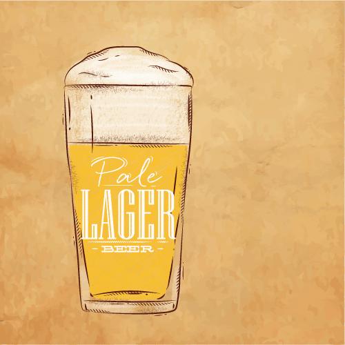 Pale Lager sör típus, Online marketing csomag típus