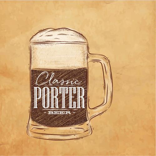 Porter sör típus, Online marketing csomag típus
